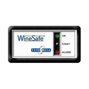 WineSafe Relative Humidity & Temperature Logger